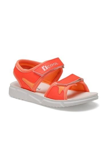 Cool Yürüyüş Ayakkabısı Oranj
